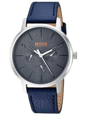 Reloj Hugo Boss 1550066 Azul Plata Caballero