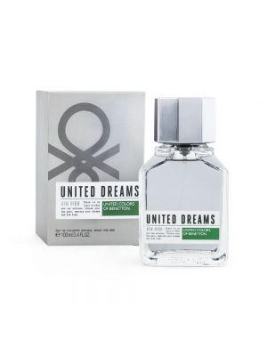 UNITED DREAMS AIM HIGH 100 ML EDT SPRAY