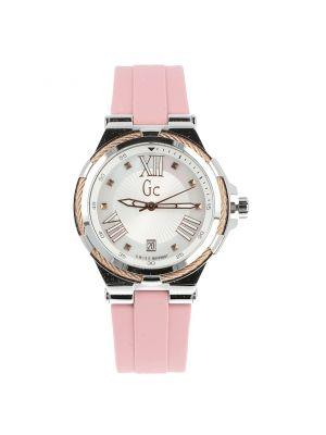 Reloj Guess Y34004L1 Rosa Plata Dama